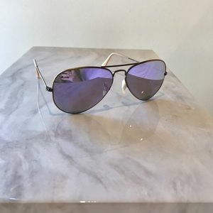 Ray-ban Purple Sunglasses polarized